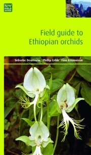Cover of: Field Guide To Ethiopian Orchids