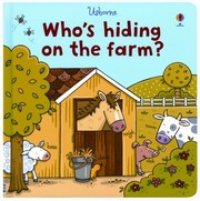 Cover of: Whos Hiding On The Farm