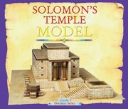Cover of: Solomons Temple Model