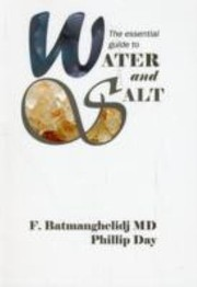 Cover of: The Essential Guide To Water And Salt