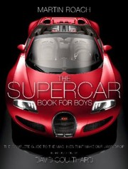 Cover of: The Supercar Book for Boys