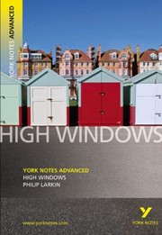 Cover of: High Windows Philip Larkin