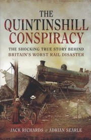 Cover of: The Quintinshill Conspiracy