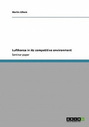 Cover of: Lufthansa In Its Competitive Environment