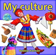 Cover of: My Culture |