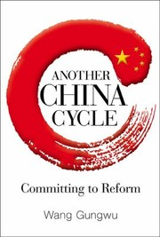 Cover of: Another China Cycle Committing To Reform