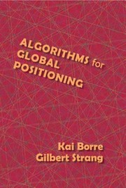 Cover of: Algorithms For Global Positioning