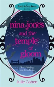 Cover of: Nina Jones and the Temple of Gloom Julie Cohen