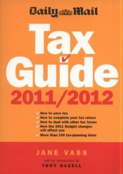 Cover of: Daily Mail Tax Guide 2011