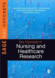 Cover of: Key Concepts In Nursing And Healthcare Research
