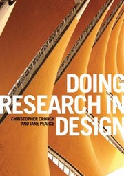 Cover of: Doing Research In Design