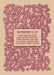 Cover of: Mcsweeneys Issue 47