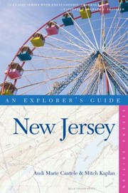 Cover of: New Jersey An Explorers Guide