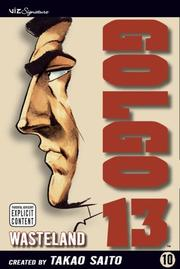 Cover of: Golgo 13 Vol. 10 (Golgo 13) | Takao Saito