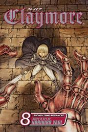 Cover of: Claymore Vol. 8 (Claymore) | Norihiro Yago