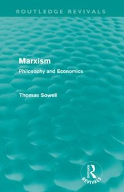 Cover of: Marxism Philosophy And Economics