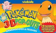 Cover of: Pokemon: Pokemon 3D Pop Outs: Togepi & Friends