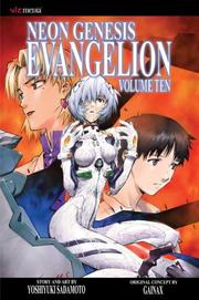 Cover of: Neon Genesis Evangelion, Volume 10