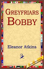 Cover of: Greyfriars Bobby | Eleanor Atkinson