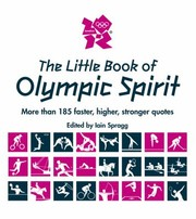 Cover of: Little Book Of Olympic Spirit