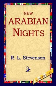 Cover of: New Arabian Nights | Robert Louis Stevenson