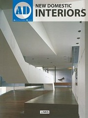 Cover of: New Domestic Interiors