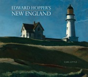Cover of: Edward Hoppers New England