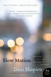 Cover of: Slow Motion A Memoir Of A Life Rescued By Tragedy
