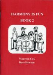 Cover of: Harmony Is Fun