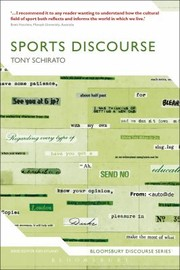 Cover of: Sports Discourse
