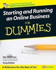 Cover of: Starting And Running An Online Business For Dummies