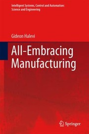 Cover of: Allembracing Manufacturing Roadmap System