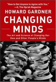 Cover of: Changing Minds