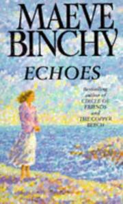 Cover of: Echoes