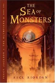 Cover of: The Sea of Monsters (Percy Jackson and the Olympians, Book 2)