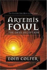 Cover of: Artemis Fowl (Artemis Fowl (Mass Market)) by Eoin Colfer