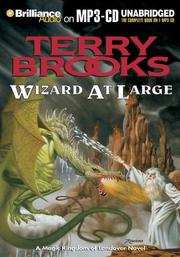 Cover of: Wizard at Large (Landover) | Terry Brooks