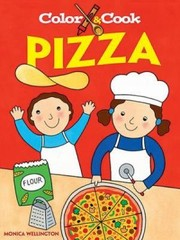 Cover of: Color  Cook Pizza