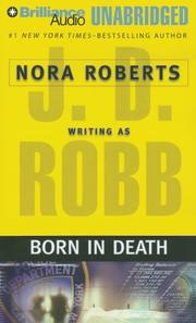 Cover of: Born in Death (In Death)