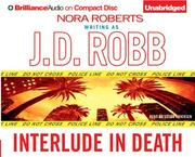 Cover of: Interlude in Death (In Death)