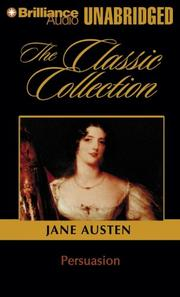 Cover of: Persuasion (The Classic Collection) | Jane Austen