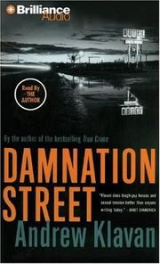 Cover of: Damnation Street (Weiss and Bishop)
