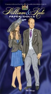 Cover of: William Kate Paper Dolls