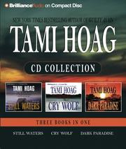 Cover of: Tami Hoag CD Collection 2: Still Waters, Cry Wolf, and Dark Paradise