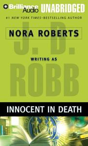Cover of: Innocent in Death (In Death) | Nora Roberts