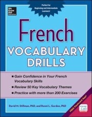 Cover of: French Vocabulary Drills