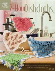 Cover of: 2hour Dishcloths