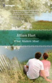 Cover of: What Matters Most
