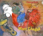 Cover of: Coloring Book Chagall