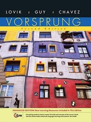 Cover of: Vorsprung A Communicative Introduction To German Language And Culture